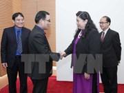 La coopération entre les jeunes Vietnam-Laos-Cambodge renforcée