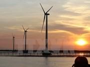 Coopération Vietnam-Danemark pour le développement de l'énergie éolienne