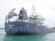Piraterie: rapatriement de la dépouille du marin décédé