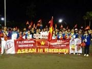 Ouverture des 17e Jeux sportifs des étudiants d'Asie du Sud-Est
