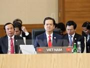 Le PM au Sommet commémoratif ASEAN-République de Corée