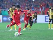 AFF Suzuki Cup : le Vietnam s'arrête aux demi-finales