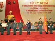 Activités à l'occasion de l'anniversaire de l'Armée vietnamienne