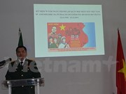 Les 70 ans de l'armée vietnamienne célébrés en Argentine et au Brésil