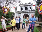 Plus de 7,2 millions de touristes étrangers au Vietnam depuis début 2014
