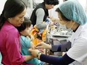 Plus de 12 millions d'enfants vaccinés contre la rougeole et la rubéole