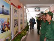 Une exposition photographique pour célébrer les 70 ans de l'Armée vietnamienne à HCM-Ville