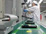 Téléphones et accessoires: hausse spectaculaire des exportations aux Etats-Unis