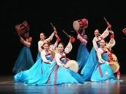 Les journées culturelles de la R. de Corée à Thai Nguyên