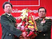 Le Laos célèbre le 70e anniversaire de la fondation de l'Armée vietnamienne