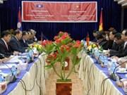 Vietnam et Laos renforcent la coopération entre leur Cour suprême