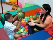 Davantage d'aide pour les enfants autistes