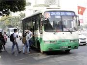 HCM-Ville augmente la fréquence des transports publics pour Nouvel An