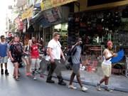 Hanoi accueille son trois millionième touriste étranger de l'année 2014