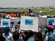 AirAsia : les secours espèrent des avancées importantes