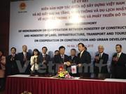 Vietnam et Japon coopèrent dans l'urbanisme