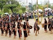 Les instruments de musique des Bahnar