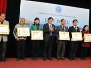 Les tâches extérieures contribuent au développement de Hanoi