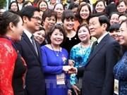 De plus en plus de femmes vietnamiennes siègent au conseil d'administration des entreprises