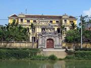 Entrée gratuite au palais An Dinh dans l'ancienne cité impériale de Hue