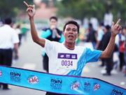 Environ 6.400 participants à la «HCMC Run 2015»