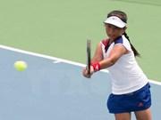 Ouverture des Championnats de tennis U14 d'Asie