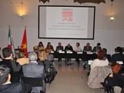 Section de l'Association d'amitié Italie-Vietnam de la région de l'Emilie-Romagne