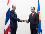 La Thaïlande affirme le rôle de l'ASEAN dans sa politique extérieure