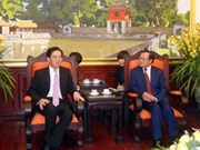 Vietnam et Chine approfondissent leurs relations d'amitié
