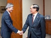 ASEAN-R. de Corée : promouvoir la coopération plus étroite