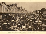 Le marché, ancré dans la culture vietnamienne