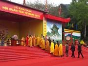 La fête de Yen Tu inaugurée à Quang Ninh