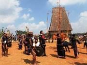 Assistance pour la restauration des fêtes traditionnelles des minorités ethniques