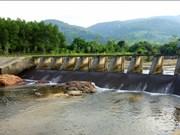 France: aider le Vietnam dans le développement du réseau de canaux d'irrigation