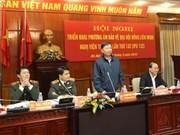 Union interparlementaire : pour assurer la sécurité absolue de l'UIP-132 à Hanoi