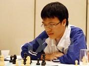 Carton plein du Vietnam lors des éliminatoires des Championnats du monde d'échecs