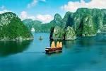 La baie d'Ha Long parmi les 15 les plus magnifiques paysages et formations de rochers