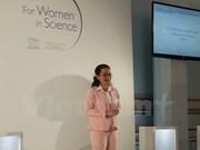 Le prix L'Oréal-UNESCO attribuée à une femme scientifique vietnamienne