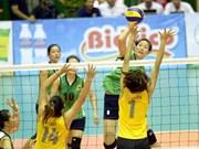 Volley-ball féminin : ouverture de la Coupe VTV-Binh Dien