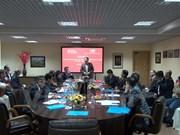 Colloque sur les entreprises vietnamiennes en Russie