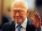 Lee Kuan Yew a beaucoup oeuvré à la promotion des relations Vietnam-Singapour