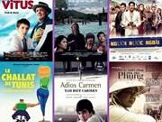 Le Festival du film francophone 2015 dans quatre villes