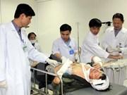 Ha Tinh : poursuite du sauvetage et du soutien des blessés du chantier Formosa