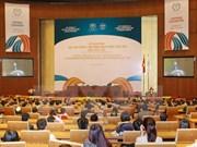 Le thème de la 132e Assemblée de l'UIP appelle à l'action