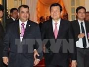 Le chef de l'Etat reçoit une délégation du Comité exécutif de l'UIP