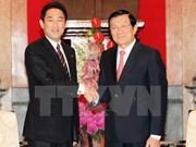 Fort développement des relations Vietnam-Japon
