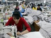 Le Vietnam attire de plus en plus de commandes dans le textile