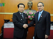 Le Vietnam et la RPDC renforcent leurs relations de coopération