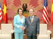 Le président de l'AN reçoit une délégation américaine