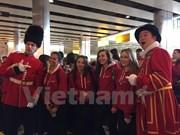 Vietnam Airlines inaugure sa ligne directe Noi Bai - Heathrow
